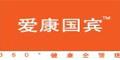 爱康国宾logo