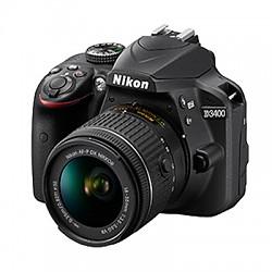 0点开始:Nikon 尼康 D3400 单反相机